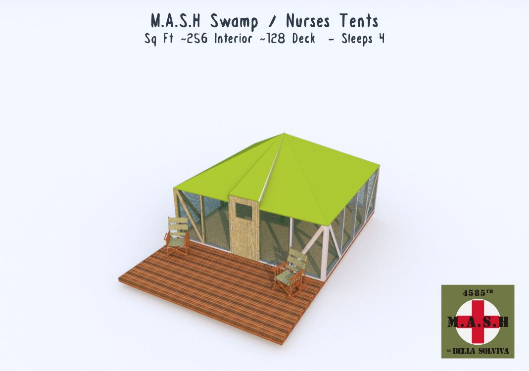 M.A.S.H 4585th Tent Accommodation Floor Plans  sc 1 st  Bella Solviva & Bella Solviva - Michiganu0027s Comfy Glamping u0026 Camping Eco-Resort ...