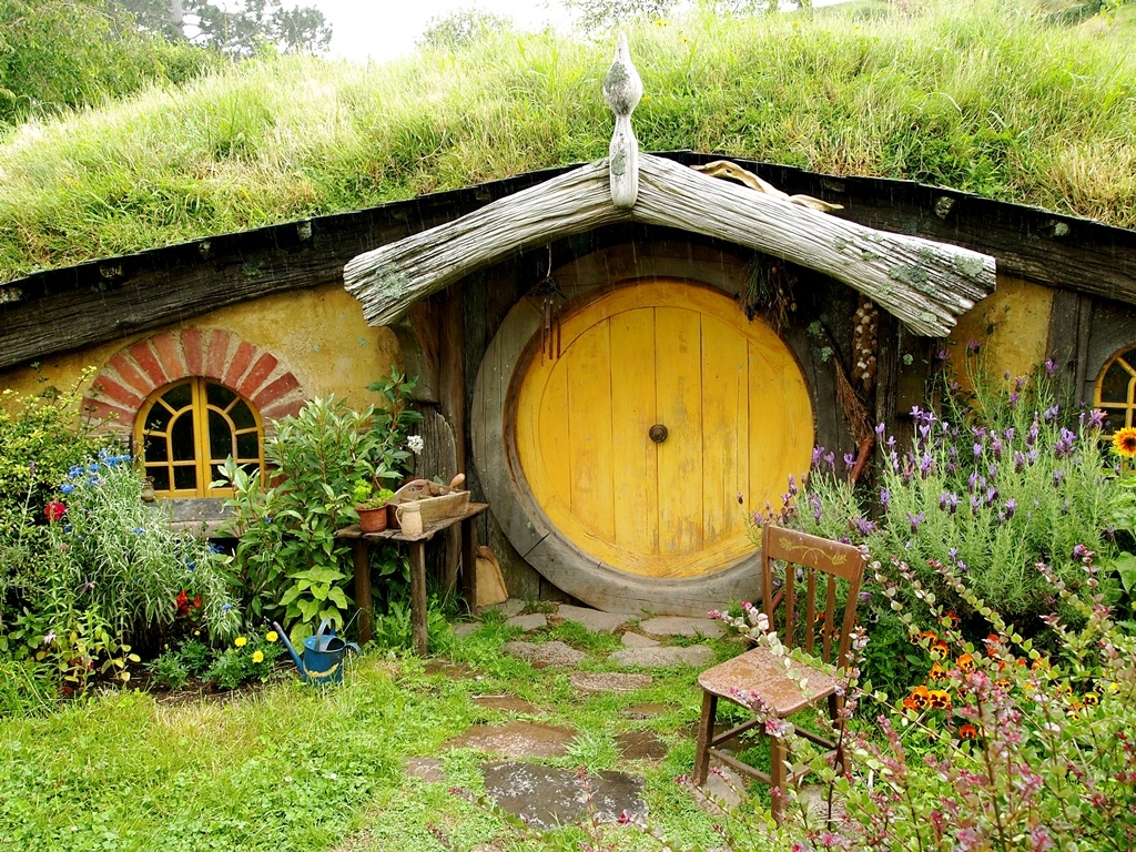 Lord Of The Rings Cottages In Usa